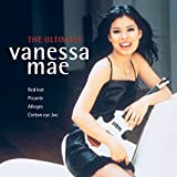 Cubierta del álbum de The Ultimate Vanessa-Mae