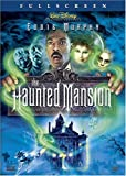The Haunted Mansion (Full Screen Edition) - movie DVD cover picture
