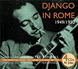 Cover von Django in Rome 1949/1950 (disc 2)