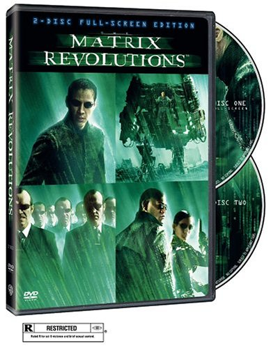 Matrix Revolutions, The / Матрица 3: Революция (2003)