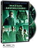 The Matrix Revolutions (Full Screen Edition) - movie DVD cover picture