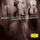 Emerson String Quartet Haydn Seven Last Words