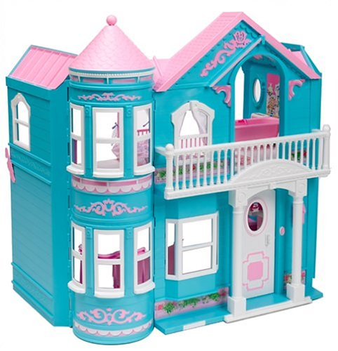 Barbie Dreamhouse Old Style House Design And Decorating