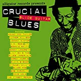 Cover of Crucial Slide Guitar Blues
