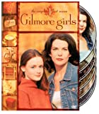 Gilmore Girls - The Complete First Season - movie DVD cover picture