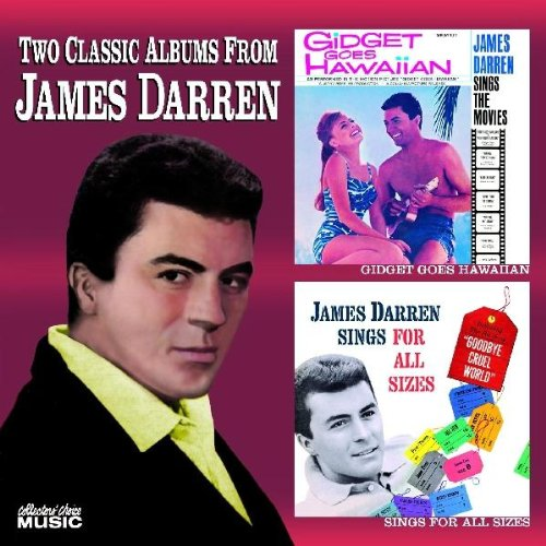 Gidget Goes Hawaiian / James Darren Sings for All Sizes