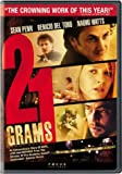 21 Grams - movie DVD cover picture