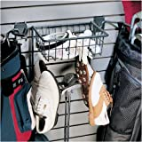 Golf Rack & Basket by Schulte