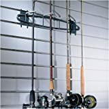 Fish Hook by Schulte - Fishing Rod Rack