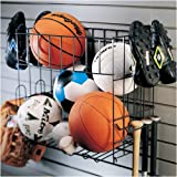 Sports Rack & Basket by Schulte