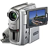 Sony DCRPC109 Compact MiniDV Digital Handycam Camcorder w/10x Optical Zoom