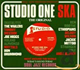 Album cover for Studio One Ska