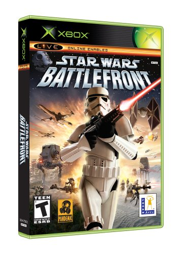 Star Wars Battlefront  by Lucasarts Entertainment  Xbox
