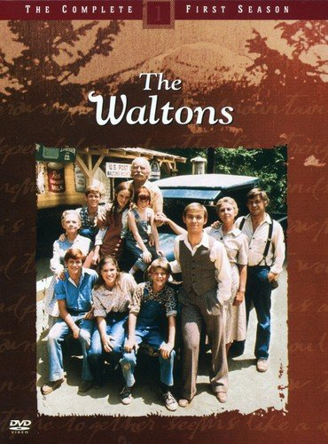 The Waltons: The Complete First Season
