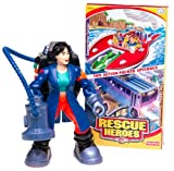 Rescue Heroes Optic Team Figure with Bonus Video: Maureen