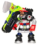 Rescue Heroes Dual Tool Team Figure: Billy