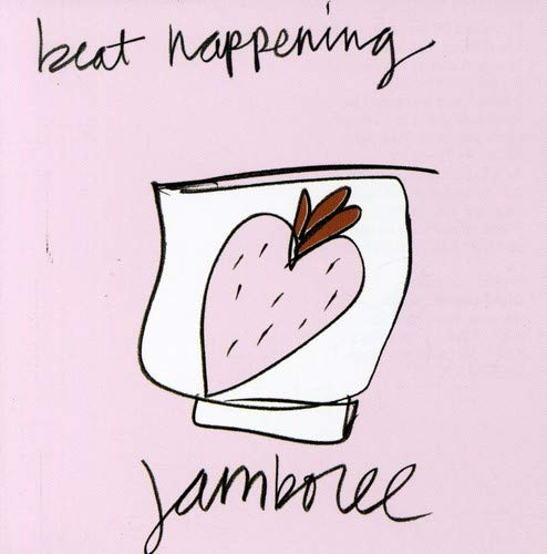 Cover of Jamboree by Beat Happening
