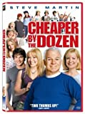 Cheaper by the Dozen (2003 - 2005) (Movie Series)