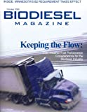 Biodiesel Magazine 12 issues/12 months