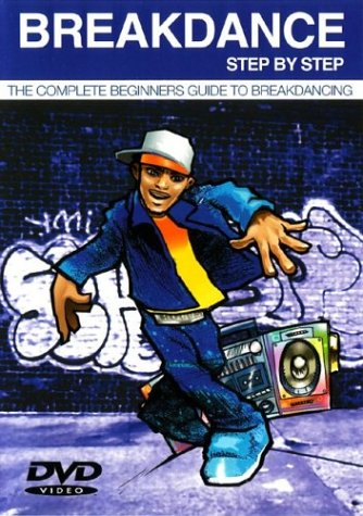 How to breakdance step by step - Break dancing lessons online