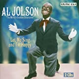 Pochette de l'album pour Let Me Sing and I'm Happy: 58 Original Mono Recordings 1945-1950