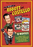 The Best of Abbott & Costello - Volume 2 (8 Film Collection) - movie DVD cover picture