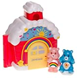 Care-a-lot Schoolhouse with Cheer Bear & Champ Care Bear