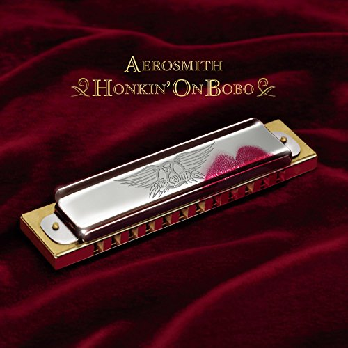 Original album cover of Honkin' On Bobo by Aerosmith