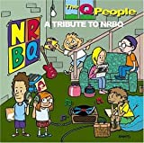 Album cover for The Q People: A Tribute to NRBQ