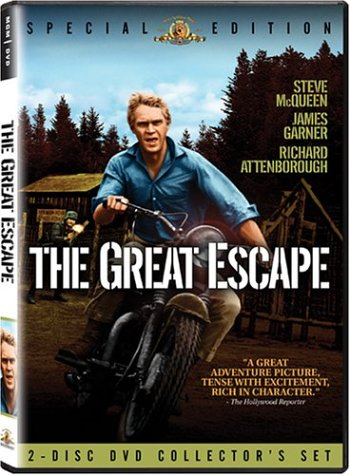Buy The Great Escape DVDs
