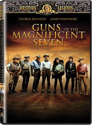Guns of the Magnificent Seven / ����� ������������ ������� (1969)