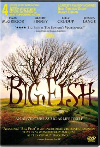 Большая рыба / Big fish (2003) BDRip скачать.