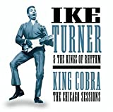 Album cover for King Cobra: The Chicago Sessions