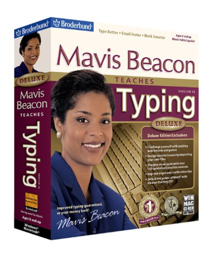 Mavis Beacon Teaches Typing Deluxe 17 h33t dinguskull preview 0