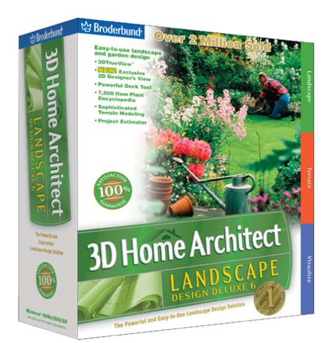 Software online store home hobbies gardening landscape - Punch home design architectural series 18 ...