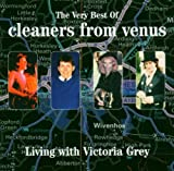Skivomslag för Living With Victoria Grey: The Very Best Of Cleaners from Venus