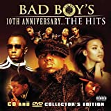 Capa do álbum Bad Boy's 10th Anniversary...The Hits