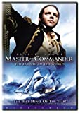 Master and Commander - The Far Side of the World (Widescreen Edition) - movie DVD cover picture