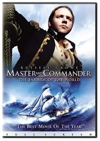 Master and Commander - The Far Side of the World  DVD