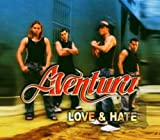 Cubierta del álbum de Love and Hate