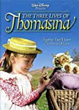 The Three Lives of Thomasina - movie DVD cover picture