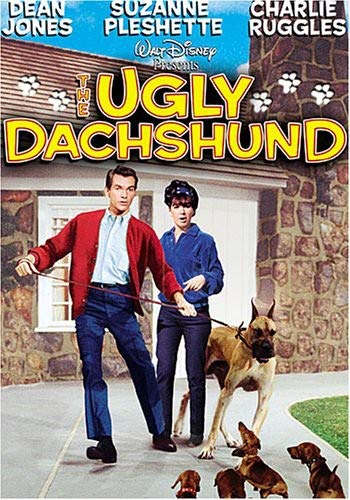 The Ugly Dachshund (1966)  Dean Jones, Suzanne Pleshette,