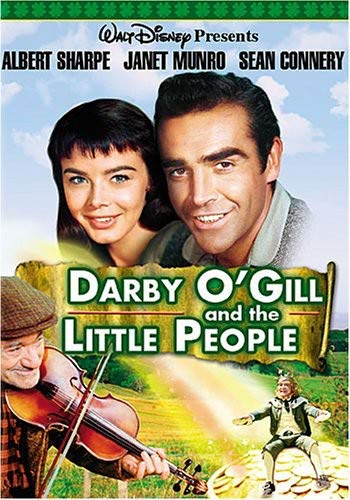 Darby O'Gill and the Little People (1959)  Albert Sharpe, Janet Munro,