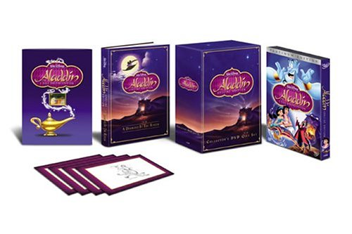 Aladdin (Disney Special Platinum Edition Collector's Gift Set) (2004)  Scott Weinger, Robin Williams