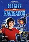 Flight of the Navigator - movie DVD cover picture