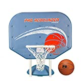 Pro Rebounder Poolside Basketball Game