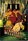 The Triplets of Belleville - movie DVD cover picture