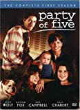 Party of Five - The Complete First Season - movie DVD cover picture