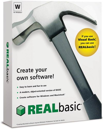 REALbasic IDE 2005 for Linux