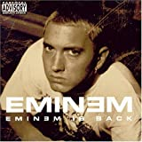 Album cover for Eminem Is Back